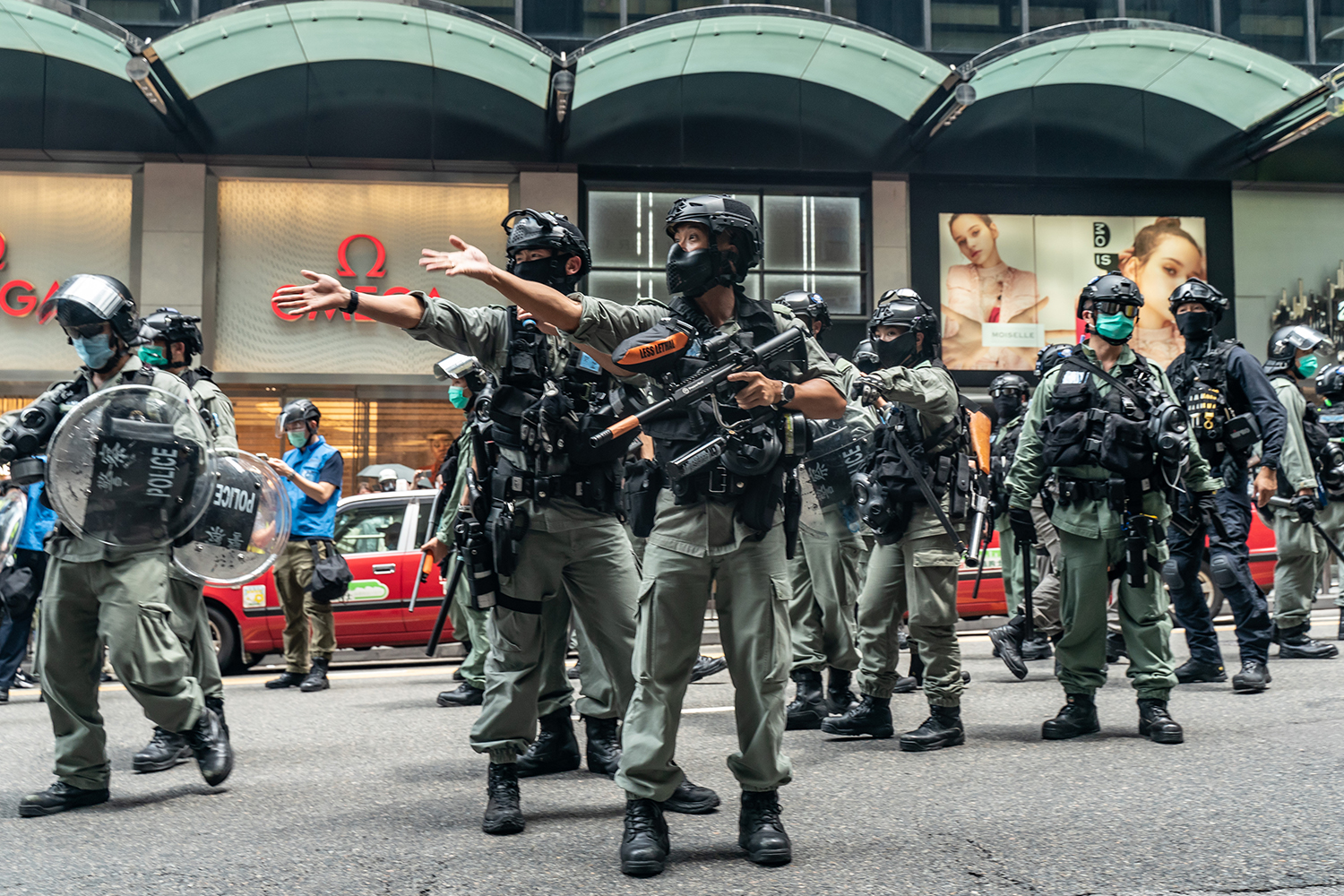 foreignpolicy.com - James Palmer - Hong Kong Is in Danger