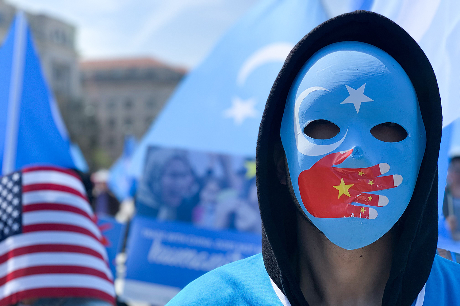 Will the United States Sanction China Over Human Rights Abuses in ...