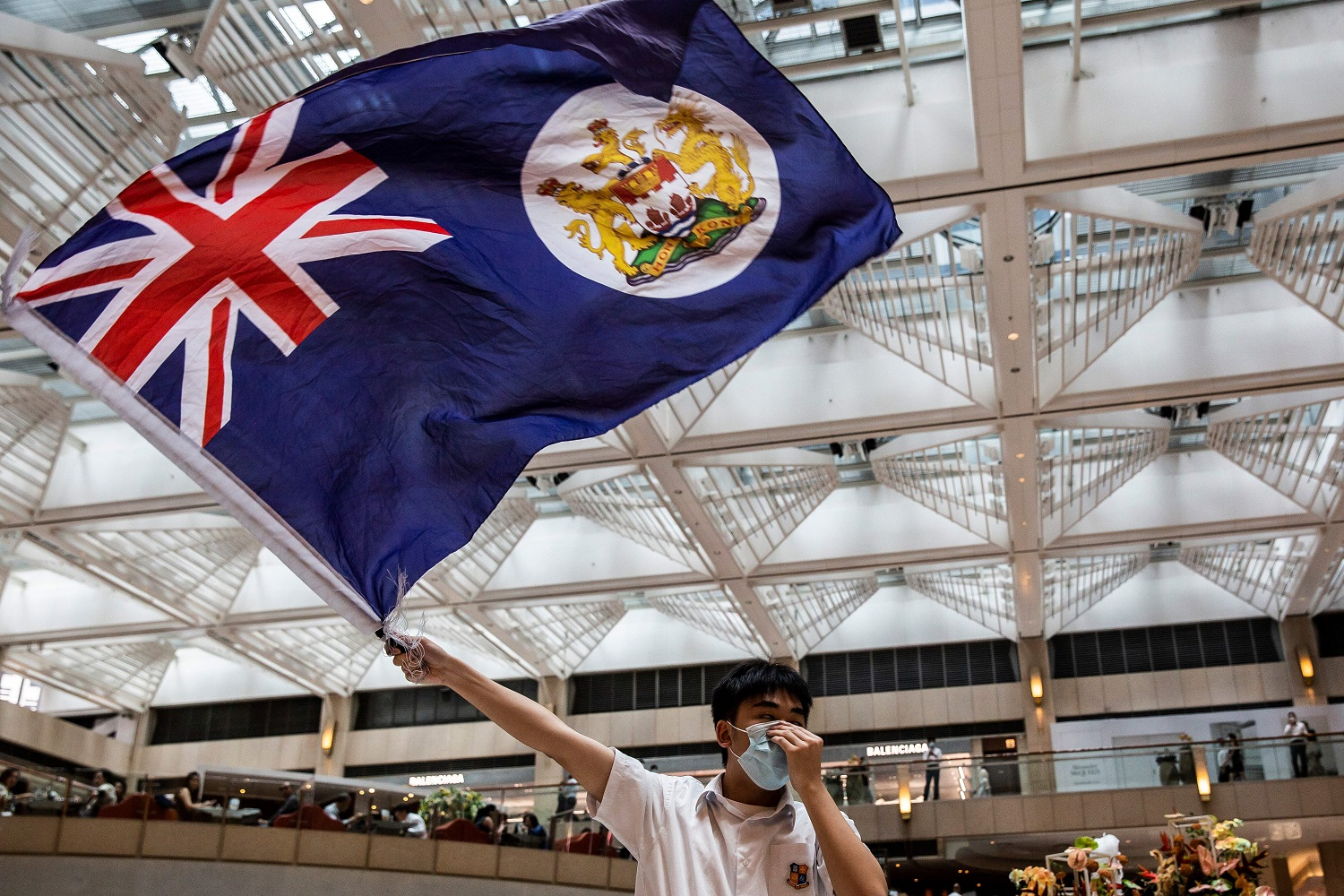 Hong Kongers' Route to Britishness Winds Through the Ruins of Empire