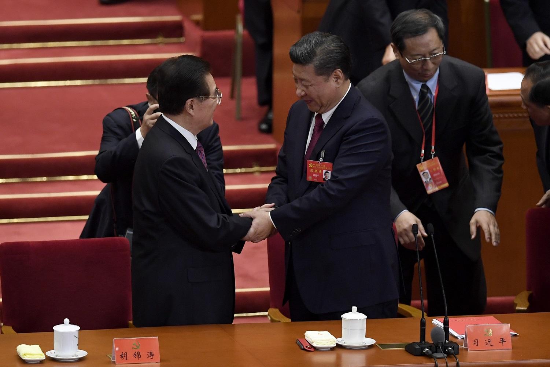 China's Steps Backward Began Under Hu Jintao