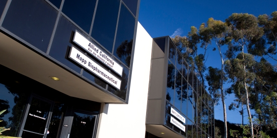 Mapp Biopharmaceutical is based in San Diego, California.