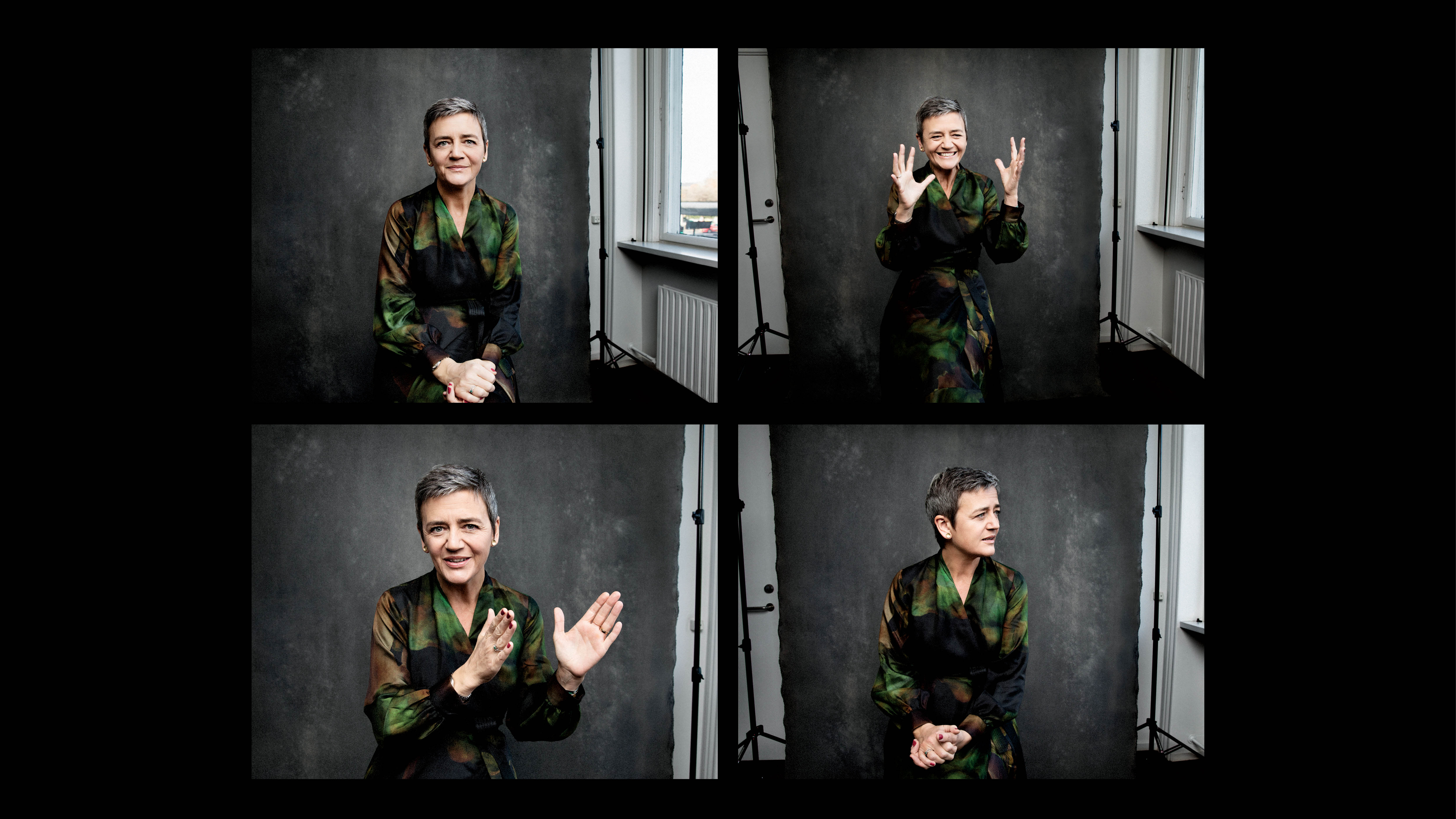 Margrethe Vestager Is Still Coming for Big Tech
