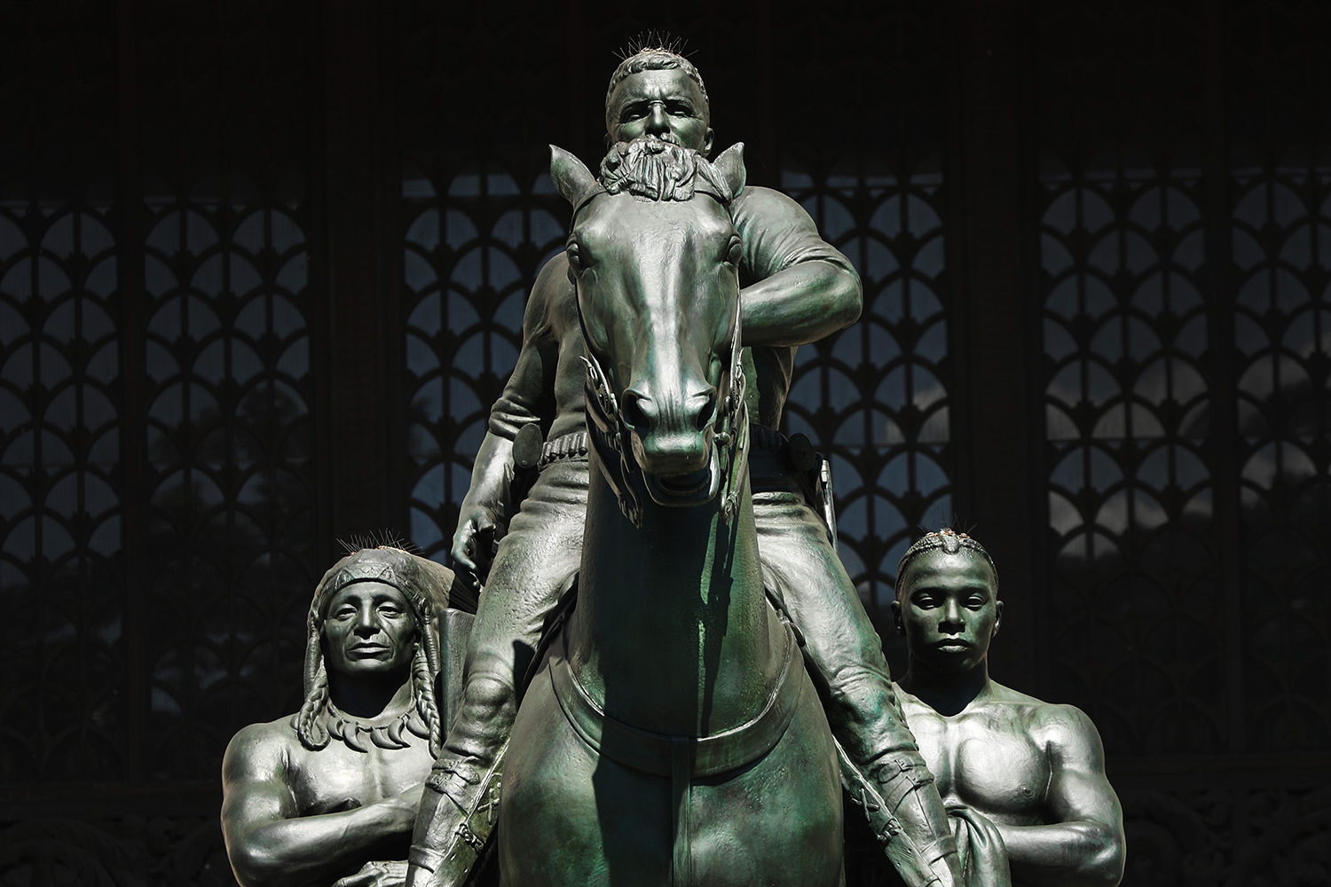 Roosevelt-statue-museum-natural-history-new-york-GettyImages-1251355114.jpg