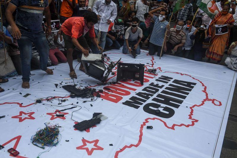 Boycott China Goods India