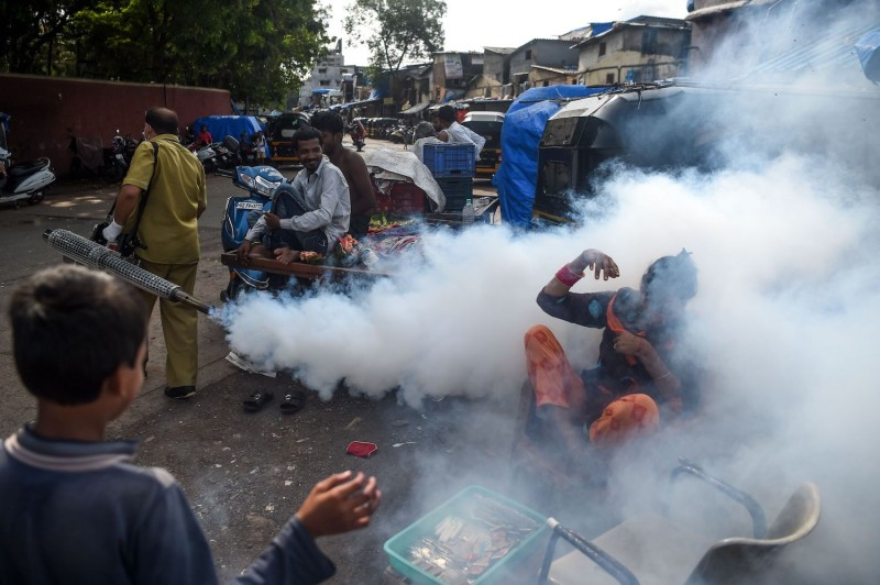 Indian Malaria Fumigation