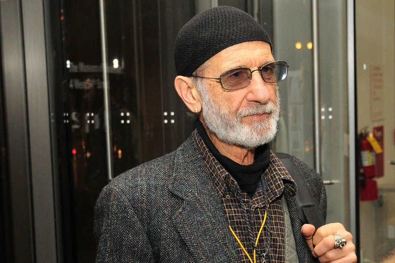 Frank Serpico attends a film screening at the Museum of Modern Art in New York City on Dec. 5, 2011. Ben Gabbe/Getty Images