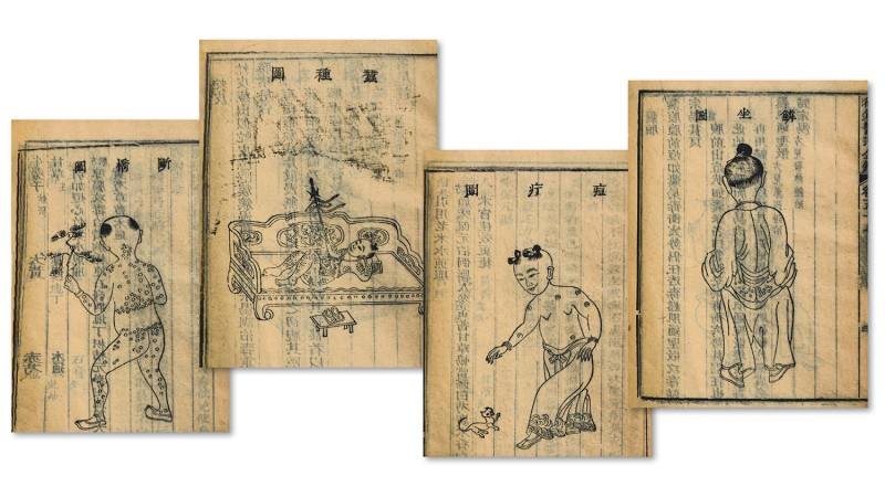 smallpox-medical-journal-china-Artifact-Panel-social