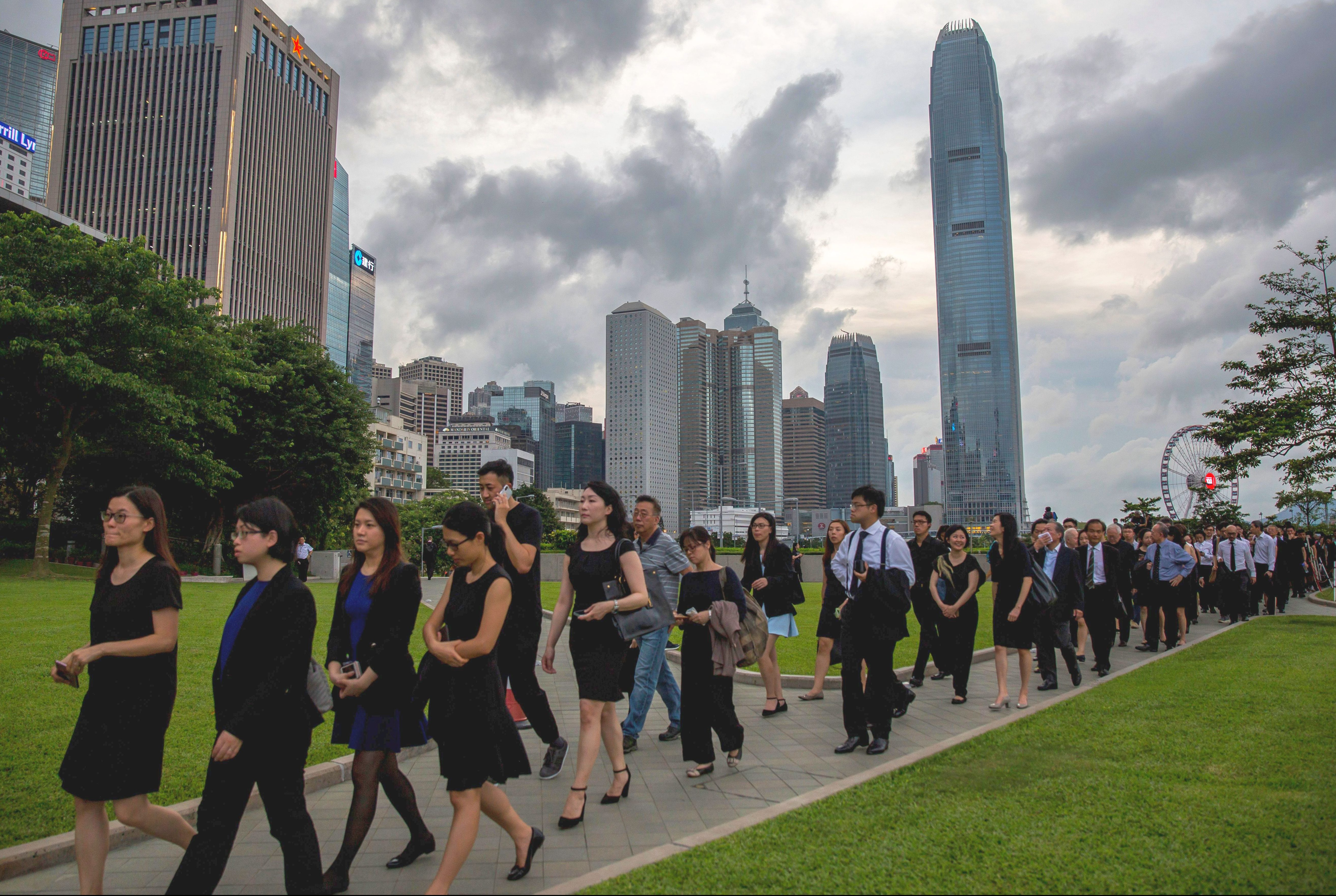 Countries Are Opening Their Doors for Hong Kong's Exodus