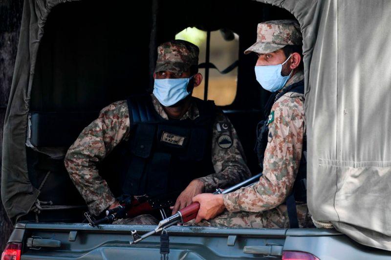 Pakistan Army and Coronavirus