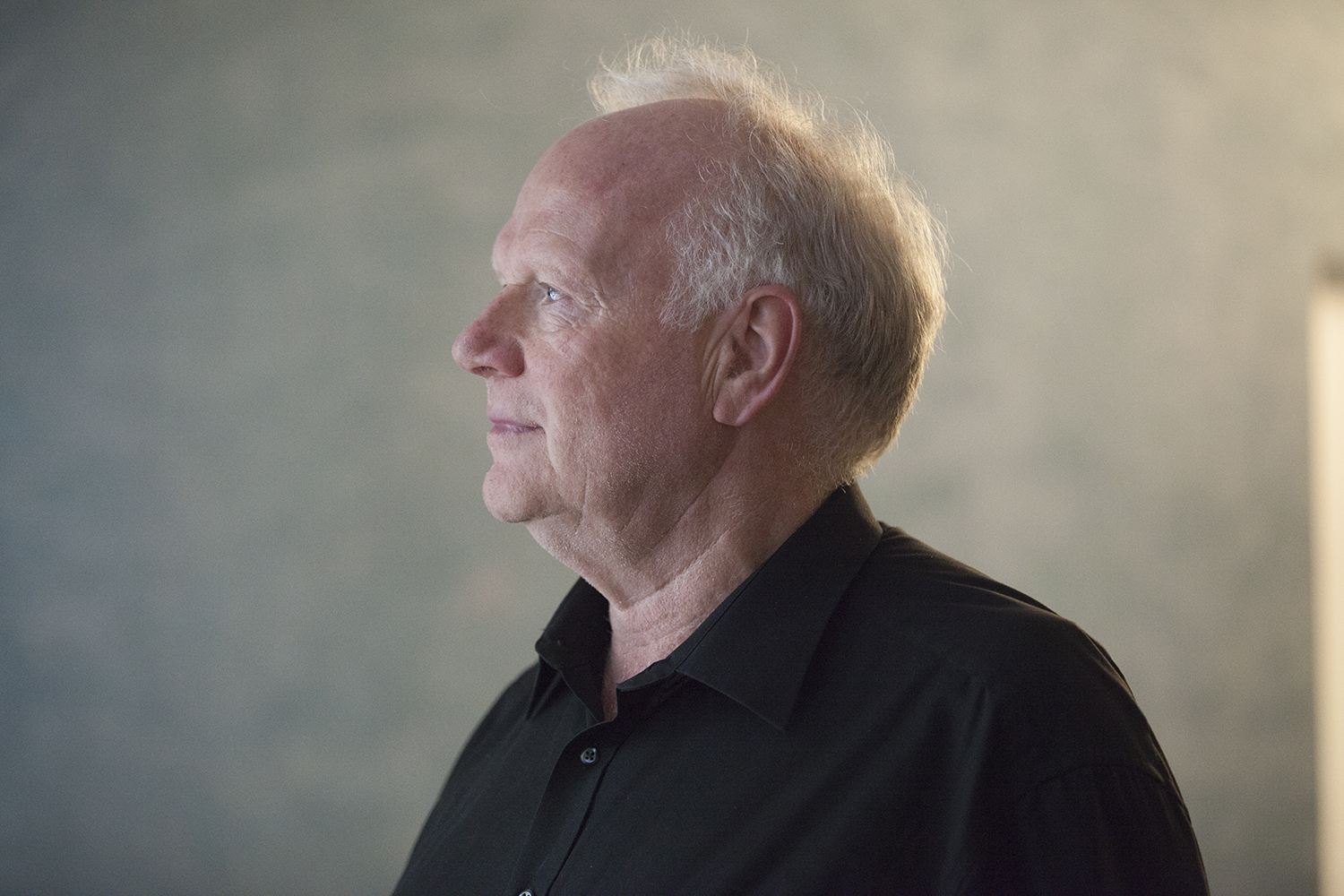 German writer Ulrich Beck in Milano, Italy, on Sept. 18, 2014.