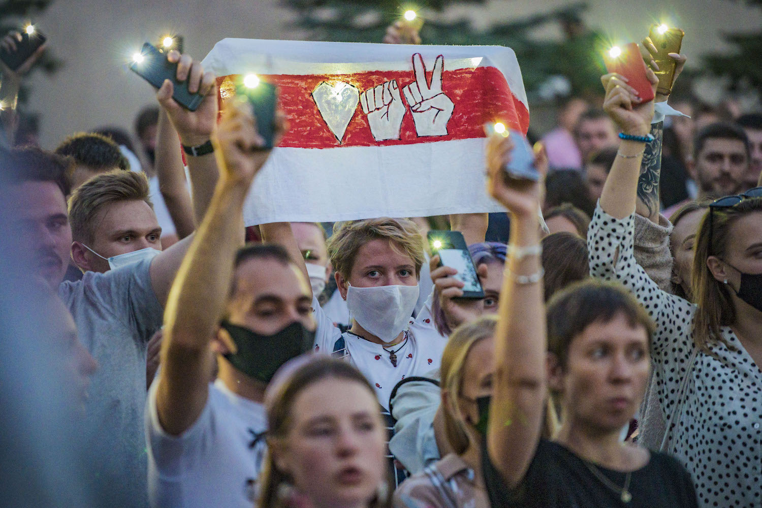 As Tensions Rise With Russia Belarusian President Aleksandr Lukashenko Faces His Greatest Political Challenge Yet