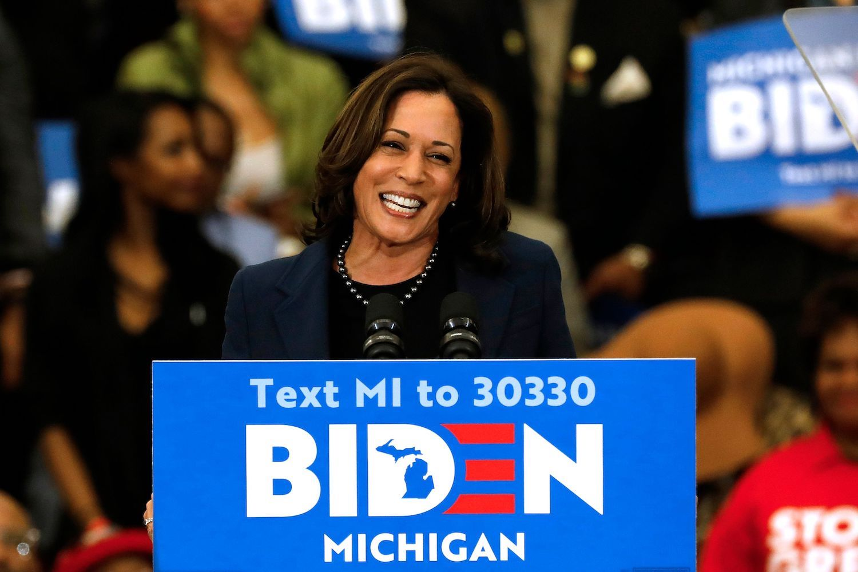 Biden Picks California Sen Kamala Harris As Running Mate