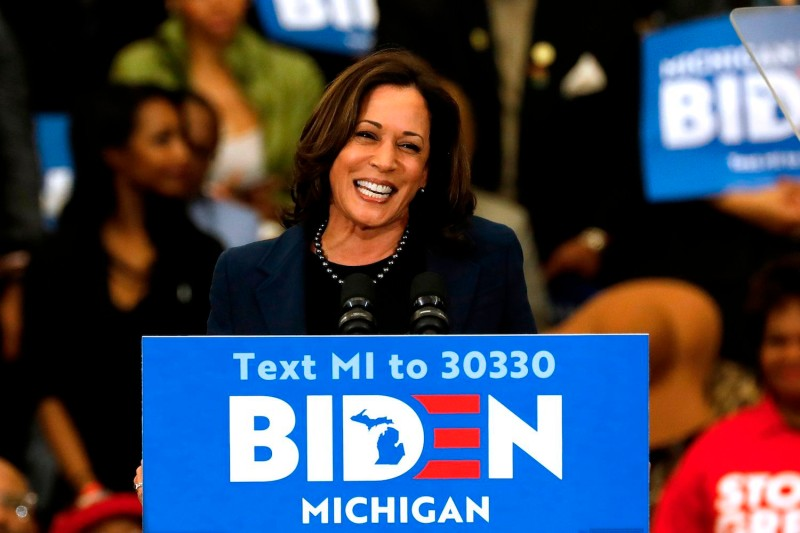 Biden Picks California Sen Kamala Harris As Running Mate