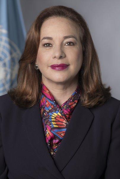 H.E. Maria Fernanda Espinosa