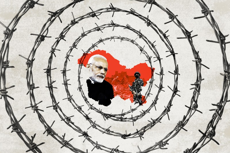 india-kashmir-jammu-article-370-revoked-one-year-later-modi