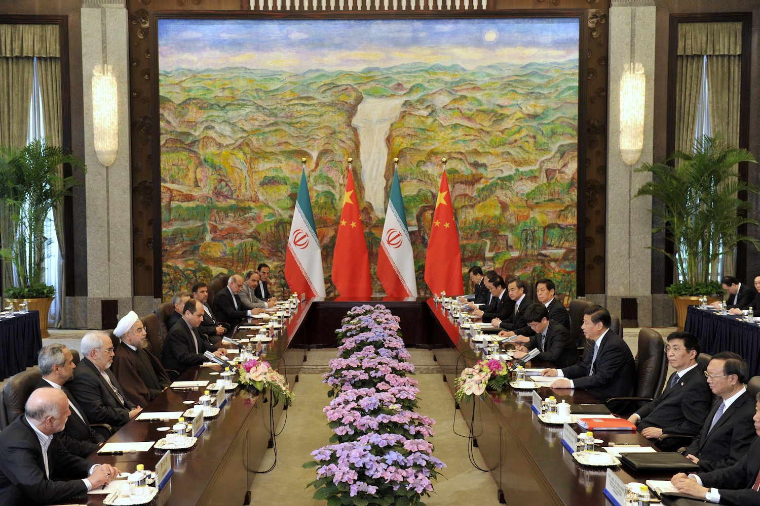 Iran's Pact With China Is Bad News for the West