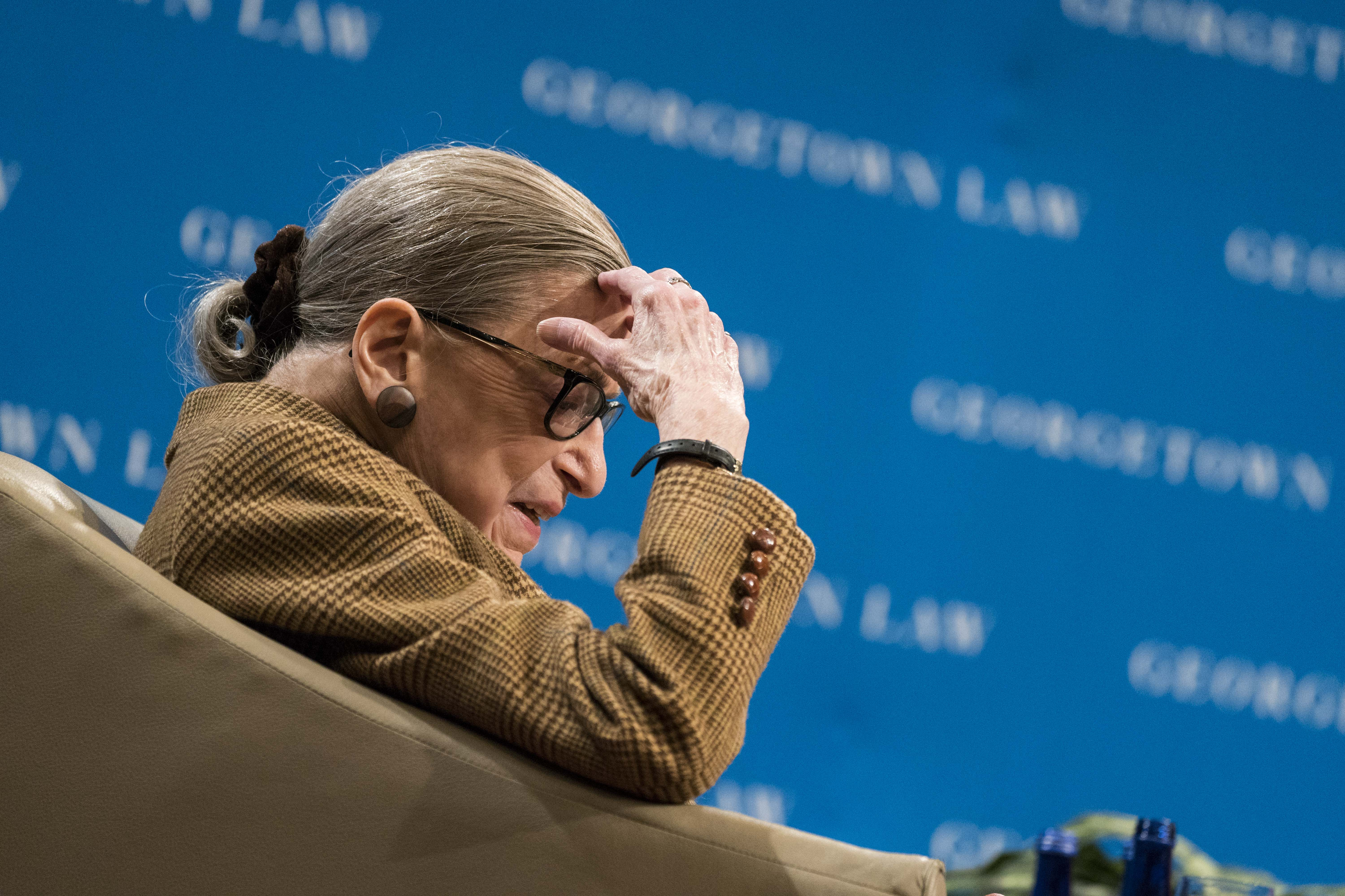 Ginsburg's Death Could Change the 2020 Presidential Race