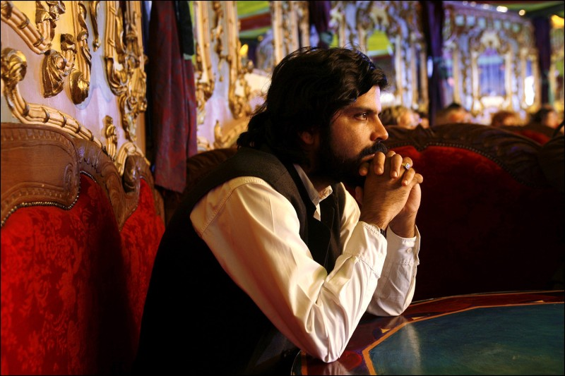 Indian author Pankaj Mishra in 2006.