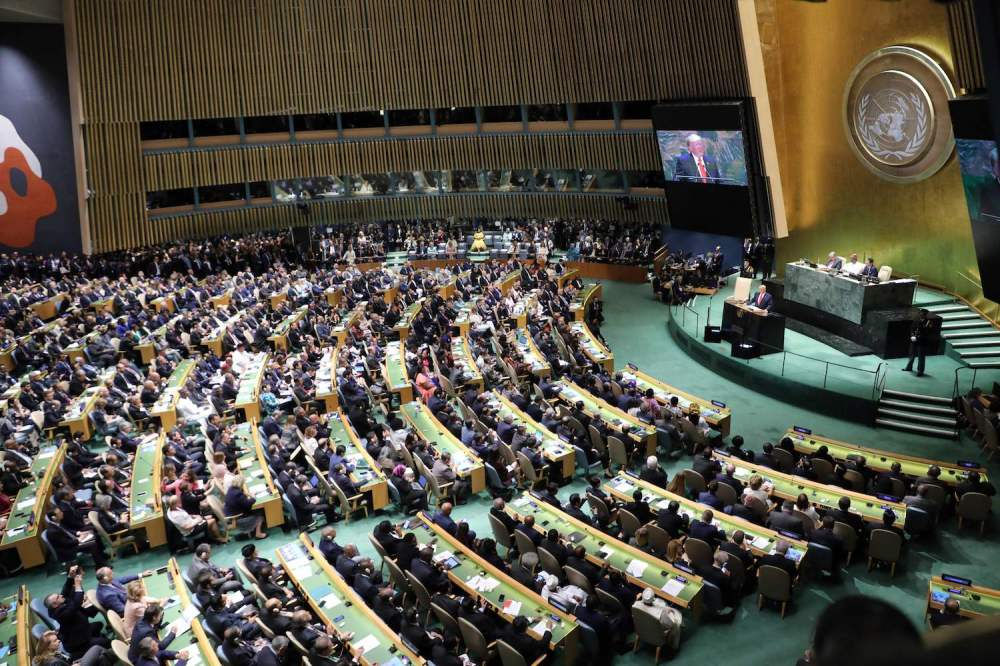Trump Snubs U.N. as General Debate Opens