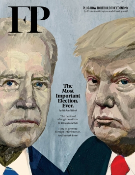 fall-2020-foreign-policy-magazine-cover-andrea-ventura-trump-biden