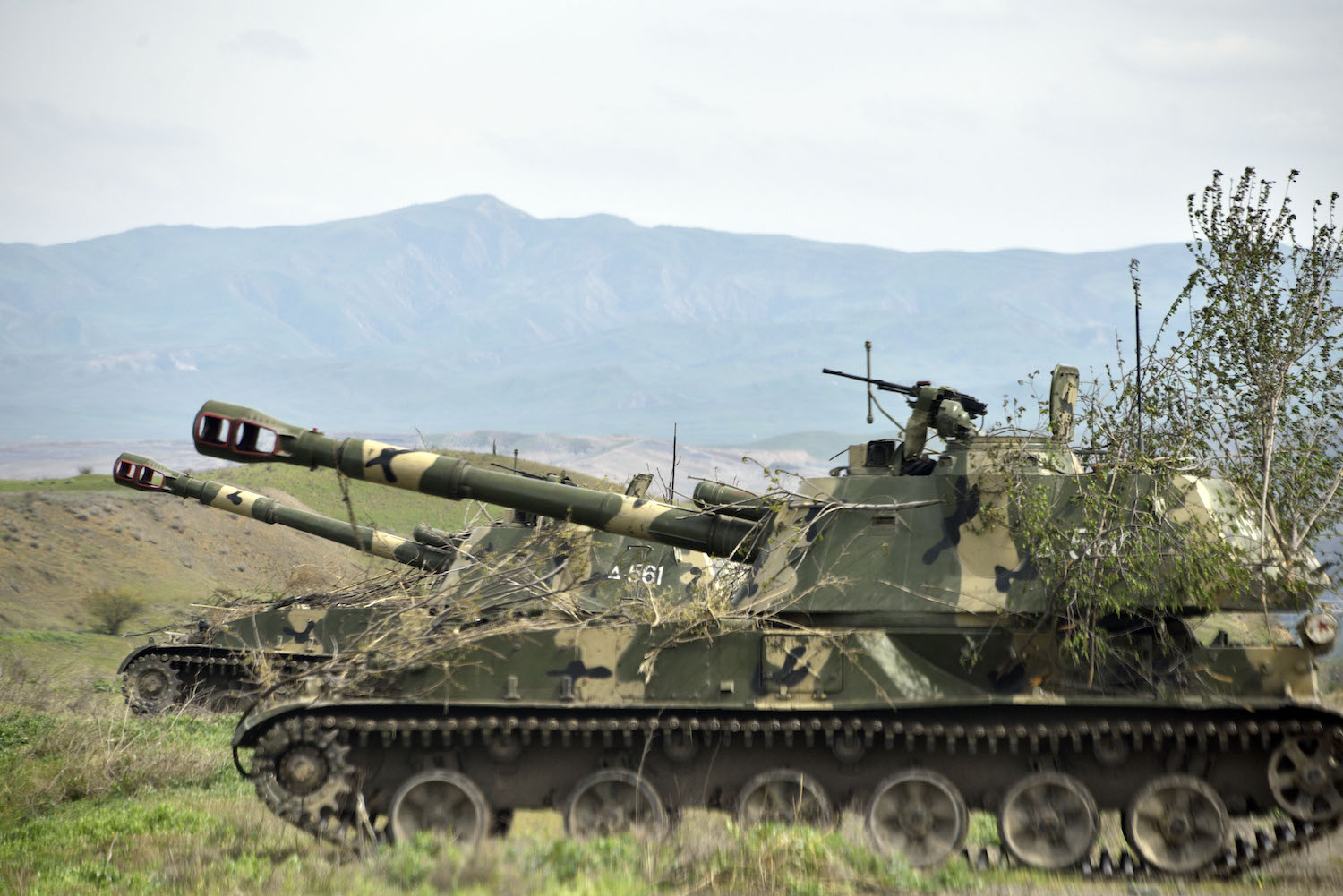 Azerbaijan and Armenia on the Brink of War After Deadly Clashes