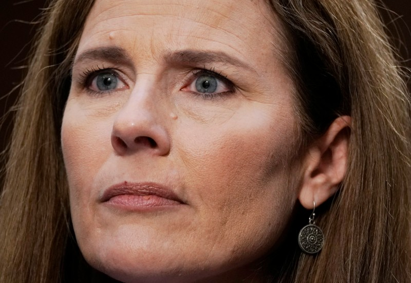 Supreme Court nominee Judge Amy Coney Barrett