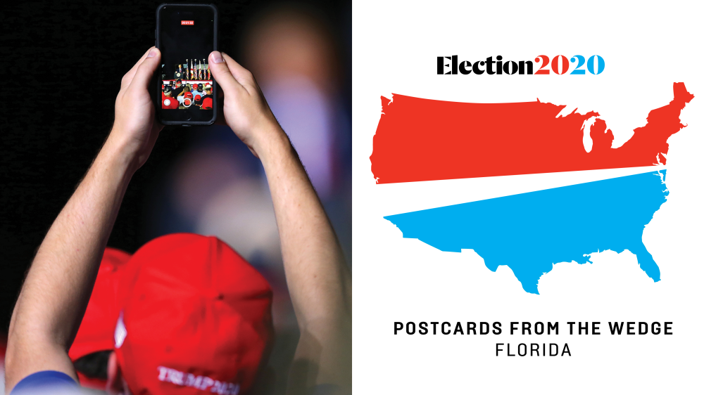 In Fight for Florida's Young Latinos, Social Media Becomes the Battleground
