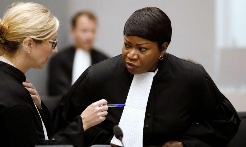 International Criminal Court prosecutor Fatou Bensouda