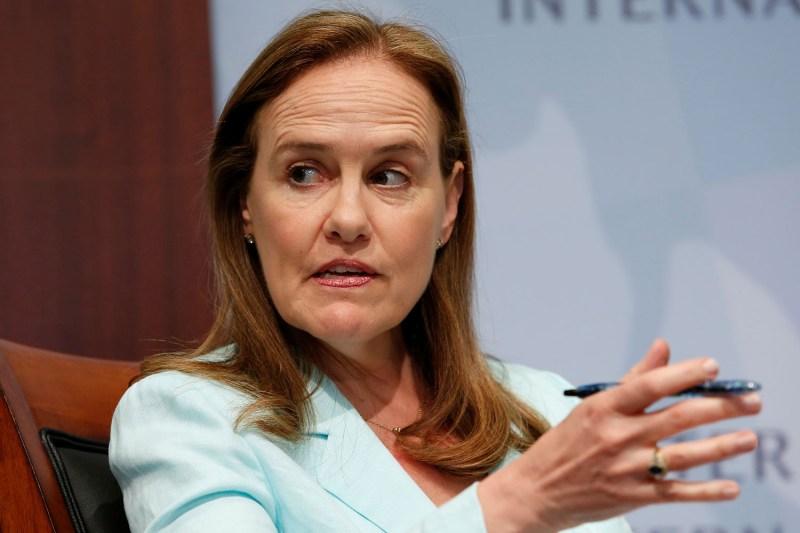 Former Defense Undersecretary for Policy Michèle Flournoy