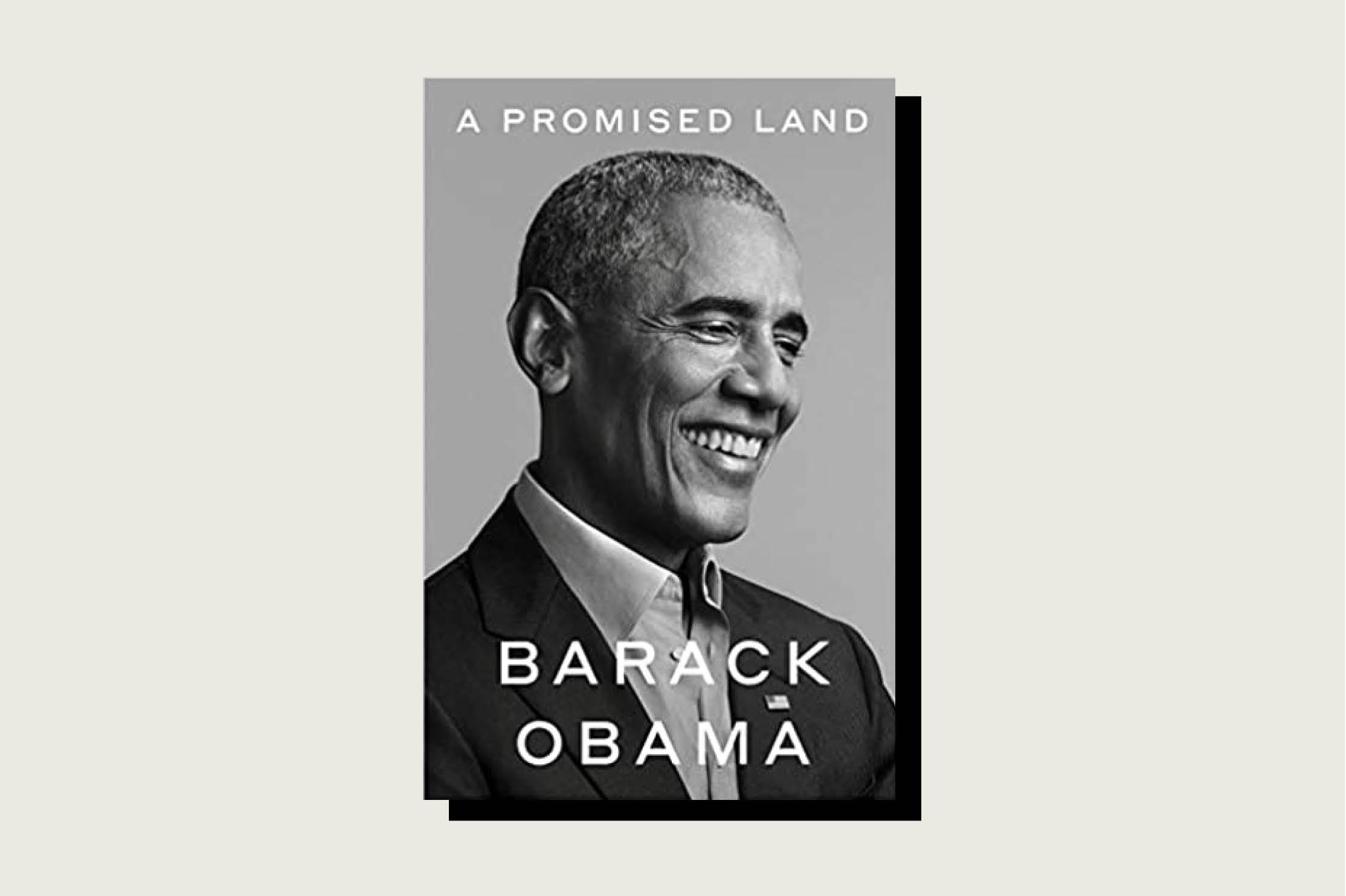 A Promised Land, Barack Obama, Crown Publishing Group, 768 pp., , Nov. 17, 2020