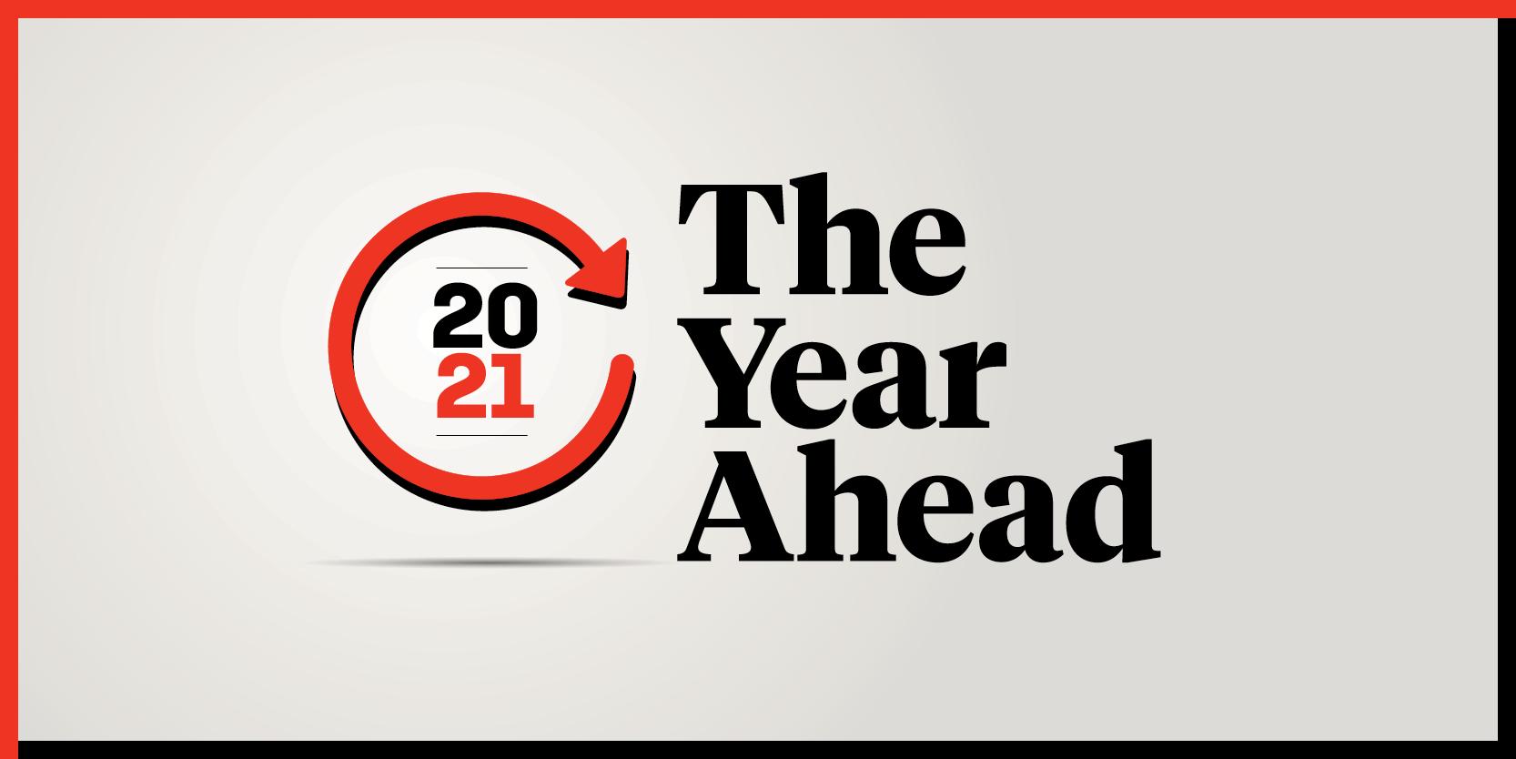 2021 The Year Ahead logo