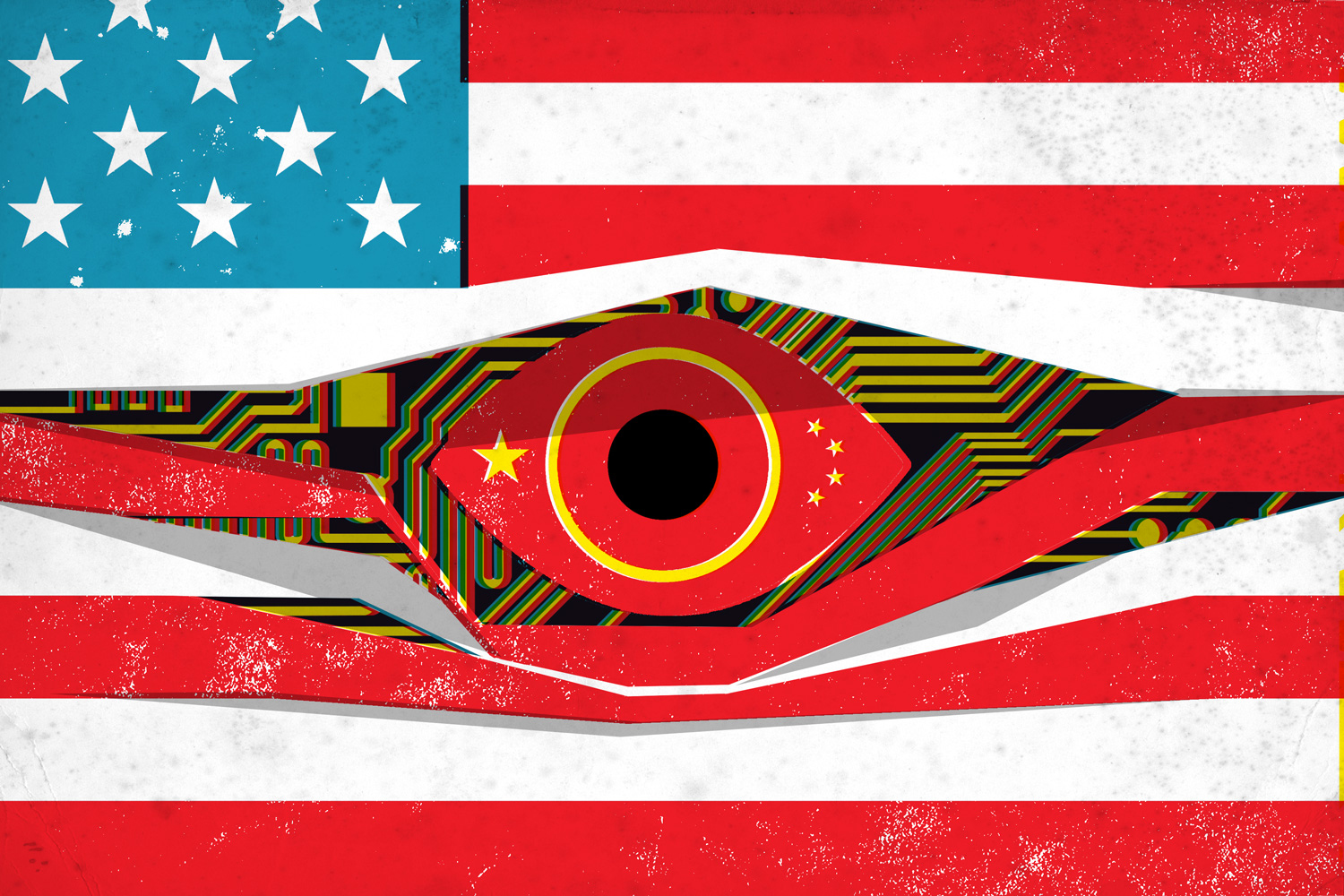 China's Secret War for U.S. Data Blew American Spies' Cover