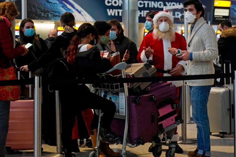 BRITAIN-CHRISTMAS-BORIS
