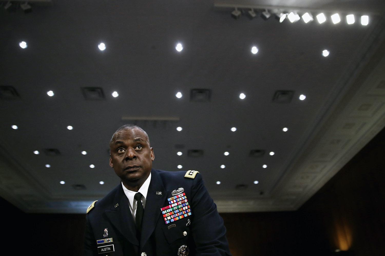 Biden To Name Former General As Defense Secretary
