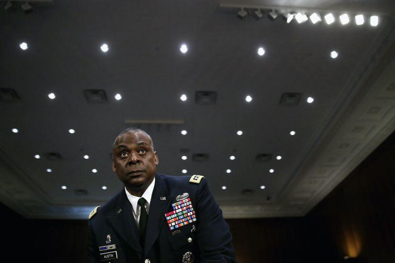 Gen. Lloyd Austin