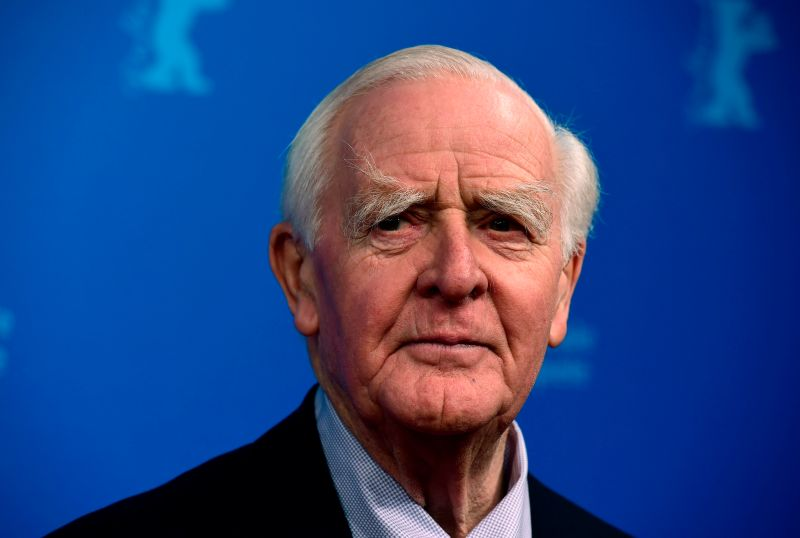 """British writer John Le Carre attends a sreeening of """"The Night Manager"""" at the 66th Berlinale Film Festival in Berlin on Feb. 18, 2016."""