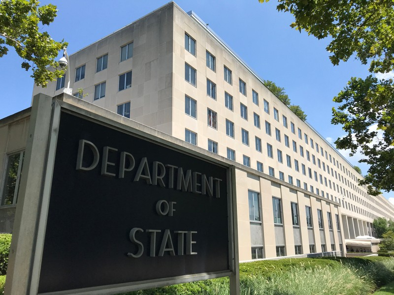 U.S. State Department in Washington, D.C.