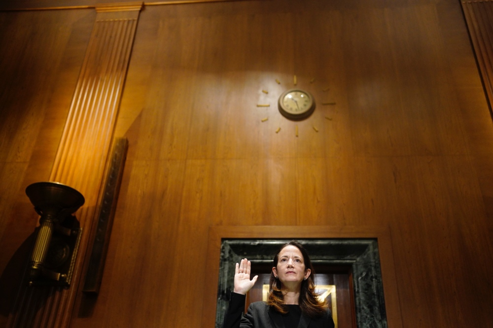 Capitol Assault Dominates Hearing for Biden's Spy Chief
