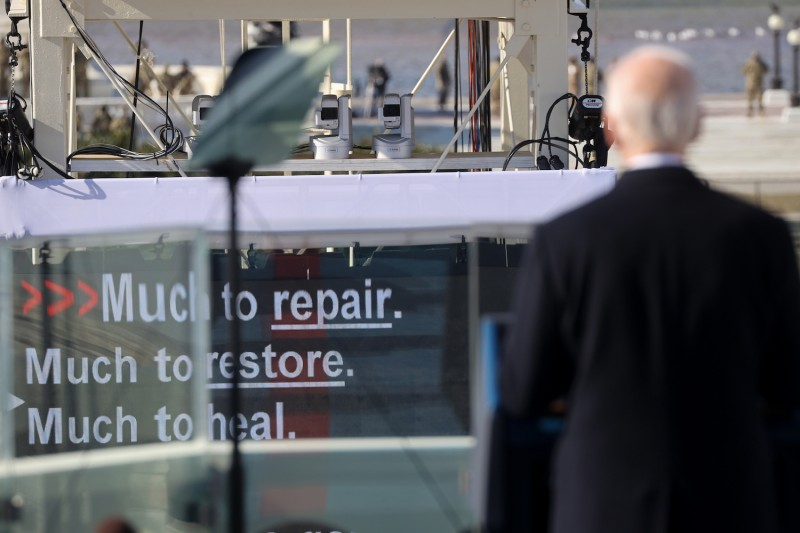 Allies and Adversaries React to Biden Inauguration
