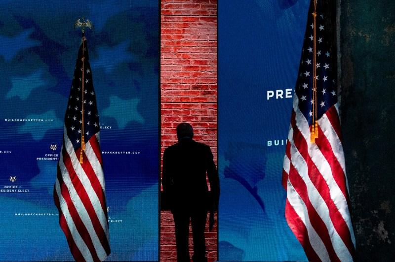 U.S. President-elect Joe