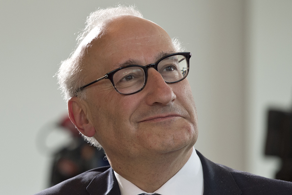 French ambassador Philippe Etienne in Berlin on May 17, 2016.