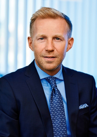 """""""We have a diversified business model that includes aninsurance business and the largest asset manager in Iceland for investment services.""""—Benedikt Gíslason, CEO, Arion Bank"""