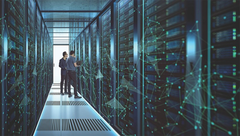 Iceland offers the perfect conditions for its thriving data center sector.