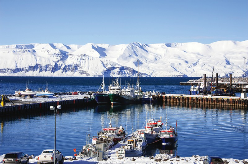 The Atlantic nation is home to first-class ports and excellent fishing waters.