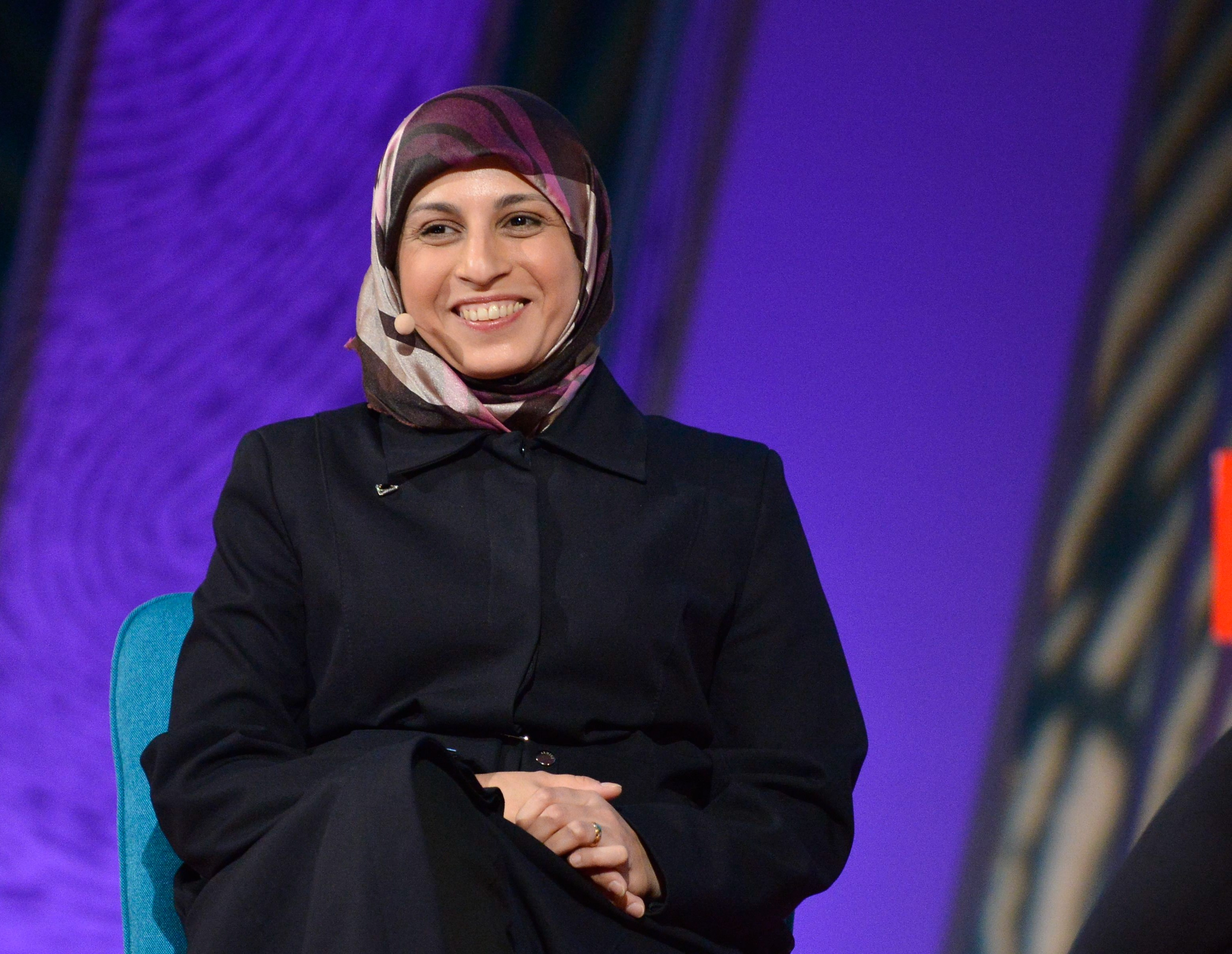 Dr. Farida Almouslem