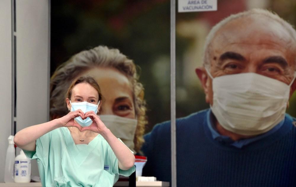 Image Mexico Slams Vaccine 'Hoarding'