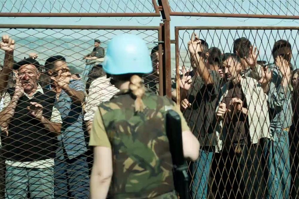 Oscar-Shortlisted Film Puts Bosnian Genocide on Silver Screen
