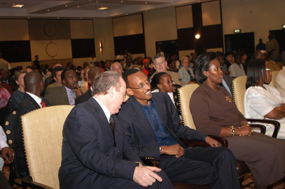 Paul Kagame Celebrated 'Hotel Rwanda'—Until Its Hero Criticized Him