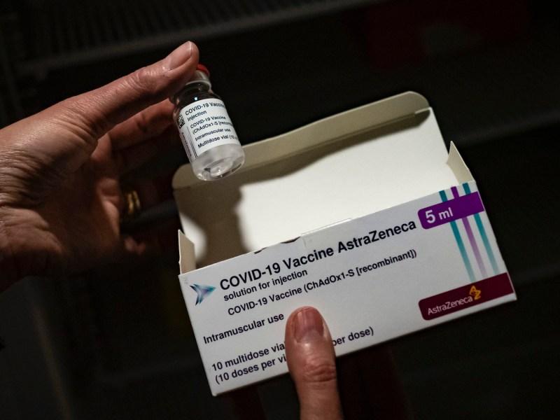 The AstraZeneca vaccine