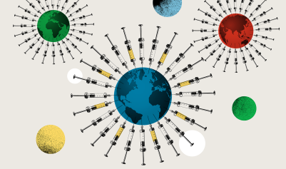 The Global Race To Vaccinate